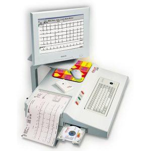 schiller Cardiovit CS-200 pc based stress system