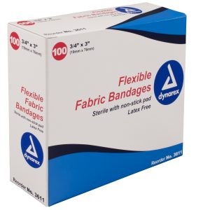 Sterile Adhesive Fabric Band