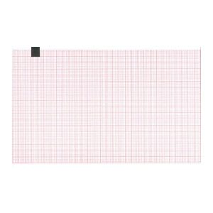 Ecg paper for cardioline100S(100mm x 50mm x 180 SHEETS)