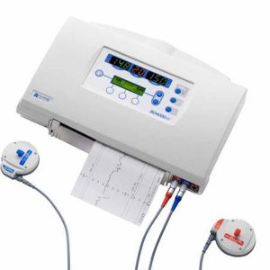 Baby Dopplex Antepartum Fetal Monitor with Connectivity BD4000AXS-2, AXS-T