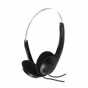 ACC21 Stereo Headset for use with dopplers